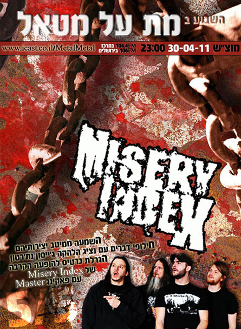 תוכנית 160 – Misery Index