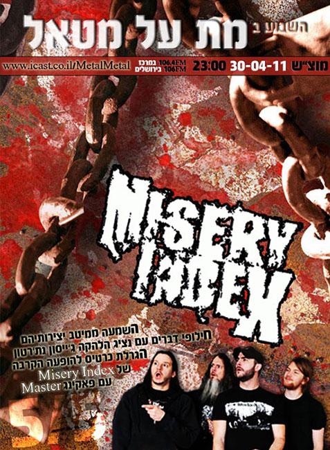 תוכנית 160 – Misery Index